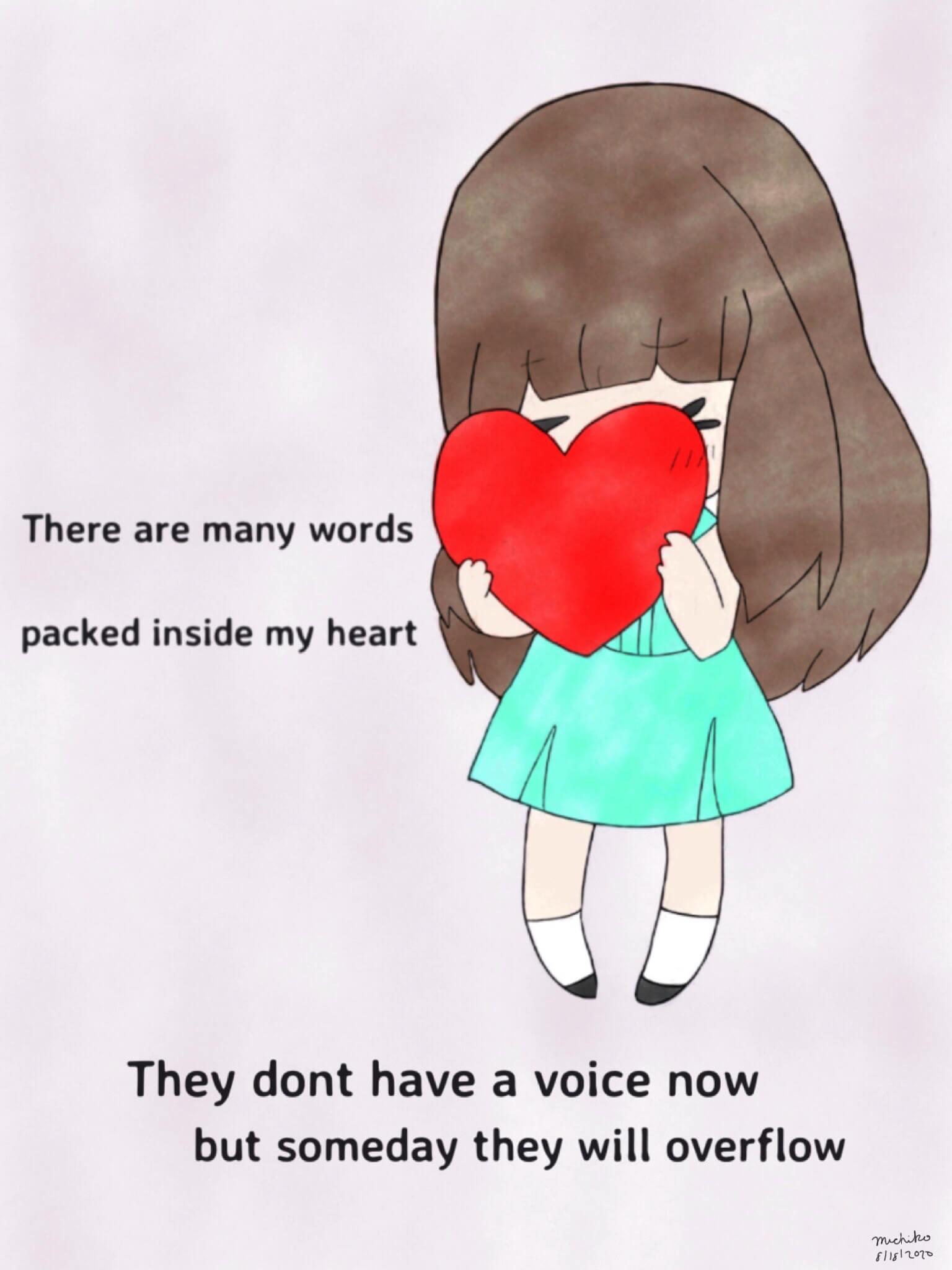 Packed Inside My Heart